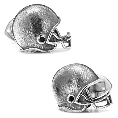 Cufflinks Inc. Sterling Silver Football Helmet
