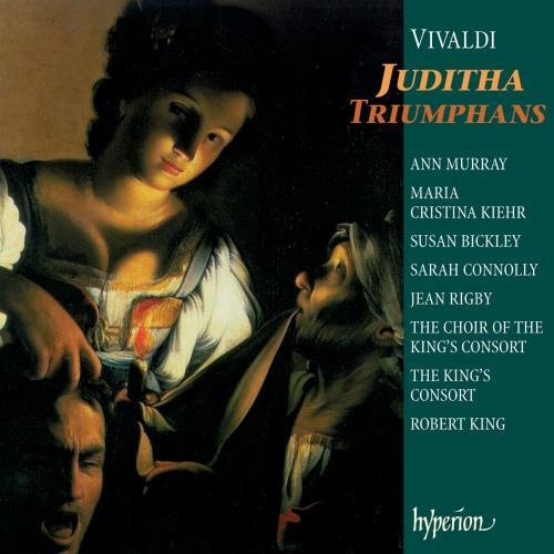 Vivaldi: Juditha Triumphans - Sacred Music, Vol. 4