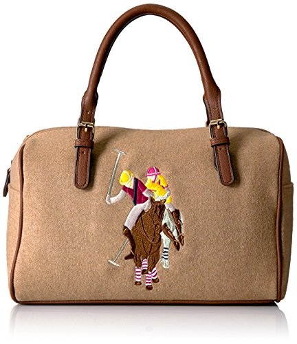 Camel Satchel Wyatt Association Us Polo npSqxOBwv