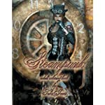 Steampunk Adult Coloring Book 4