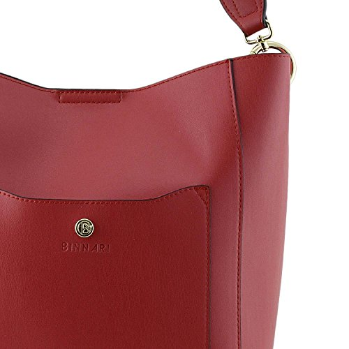 Handle Smooth Red Bag Alonso Paula q5wxYaI4