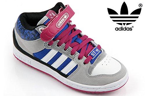 Adidas–Decade Mid (WMNS)–g44076–Grigio Baskets modalità Donna