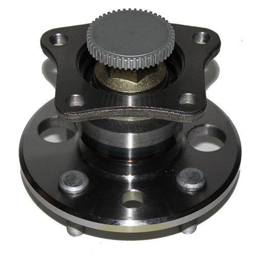Geo Prizm Axle - Brand New Rear Wheel Hub and Bearing Assembly Corolla, Cressida, Prizm 4 Lug W/o ABS 512018