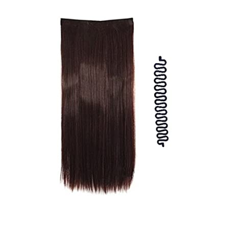 Majik Synthetic Hair Extensions 24 Inch And Free Braids Tools For