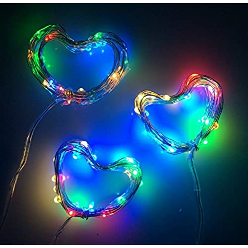 Rainbow Christmas Lights Amazon Com