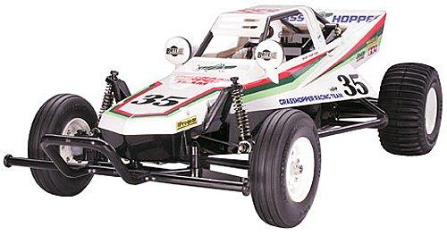 Tamiya The Grasshopper  : la voiture à construire