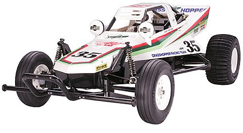 (Tamiya America, Inc 1/10 Grasshopper 2WD Off-Road Kit, TAM58346)