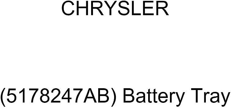 Battery Tray 55359973AF Chrysler Genuine