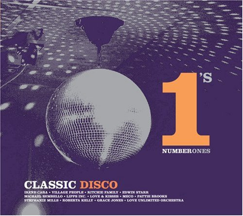 Classic Disco #1s (Eco-Friendly Packaging)