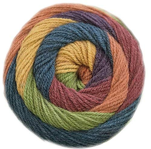 Plymouth Yarn - Hot Cakes - Autumn Mix 01