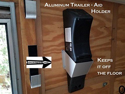 Trailer Aid Holder - Trailer-Aid-Holder-trailer-Aid-accessory-Aluminum (Polished Aluminum)