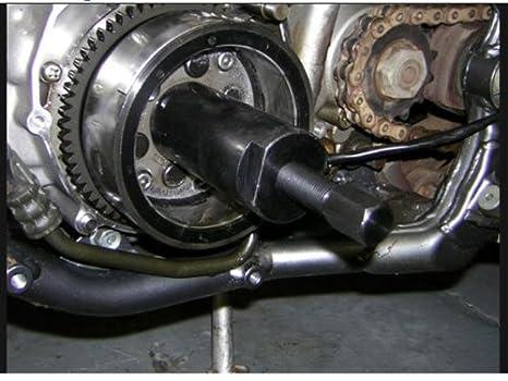 Tusk Flywheel Puller Remover 27mm SUZUKI JR50 1978-2006 jr50r jr 50 r rotor