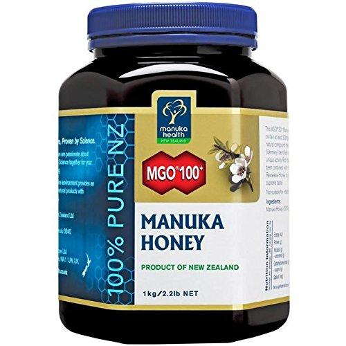 Manuka Health MGO 100+ Manuka Honey - 1kg