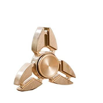 Sandalas Pure Copper Crab Claws EDC Fidget Spinner with Premium Stainless  Steel Bearings H01