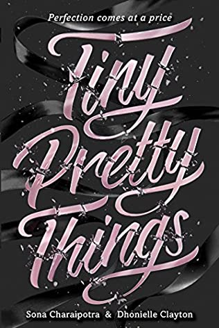 book cover of Tiny Pretty Things