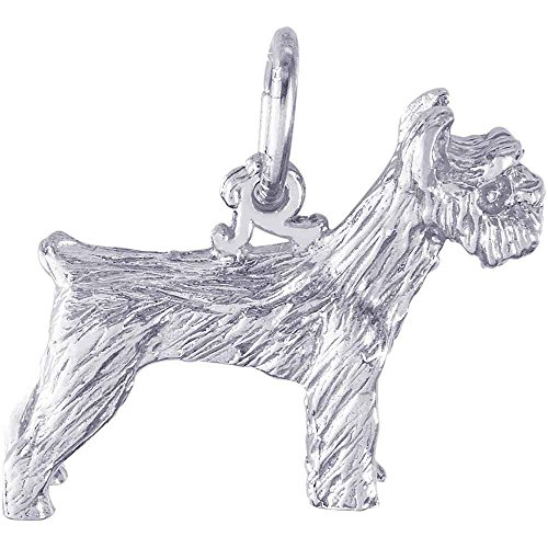 rembrandt-charms-schnauzer-charm-sterling-silver