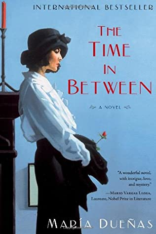 book cover of The Time in Between