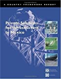 img - for Private Solutions for Infrastructure in Mexico (Country Framework Report) by World Bank (2003-03-31) book / textbook / text book