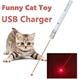 TriRanger Powerful Upgrade Module! Pet Cat Catch The Red Dot Laser LED Light Interactive Exercise Toy Cat Lazer Training Tool
