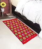 Warmland Traditional Chenille Carpet - 60'x 84', Multicolour