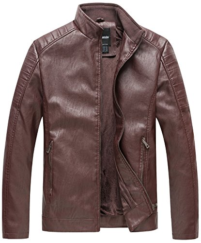 Business Men Leather Jackets - 9