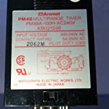 Multirange Timer Pm48A-100H-Ac200-240V Nib