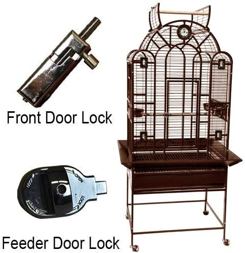 King s Cages Parrot Bird SLUX 2822 Bird Toy Toys cage Cockatiels Conures pionus