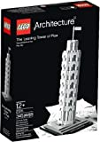 LEGO Architecture The Leaning Tower of Pisa (Discontinued by manufacturer)