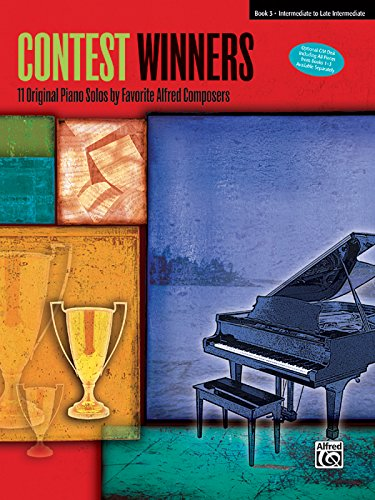 (Contest Winners, Bk 3: 11 Original Piano Solos by Favorite Alfred Composers)