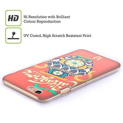 Head Case Designs Caltagirone Sognando Litalia Cover Retro Rigida per Apple iPhone 7 Plus / 8 Plus