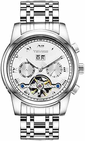 Lyle & Scott Ls-6010-01 Men Es Border White Dial Wristwatch Armband- & Taschenuhren