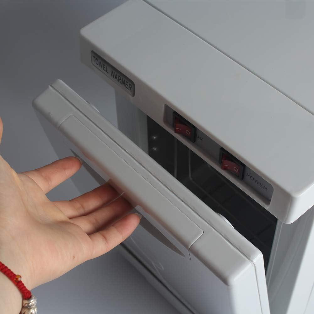vcbfd 5L UV Ozon Handtuchw/ärmer Kompressenw/ärmer Handtuchablage Desinfektion 200W