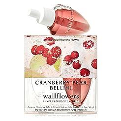 Bath Body Works Cranberry Pear Bellini W...