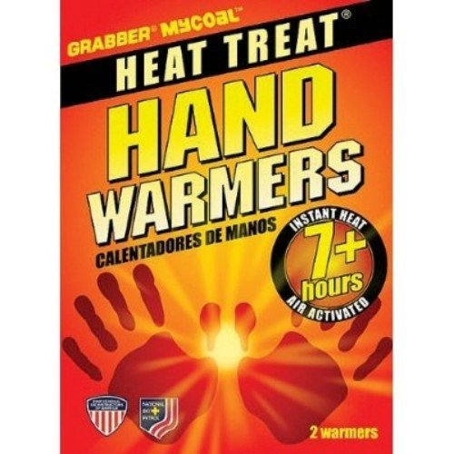 Grabber Hand Warmers - Case of 320 Pair by GRABBER WARMERS