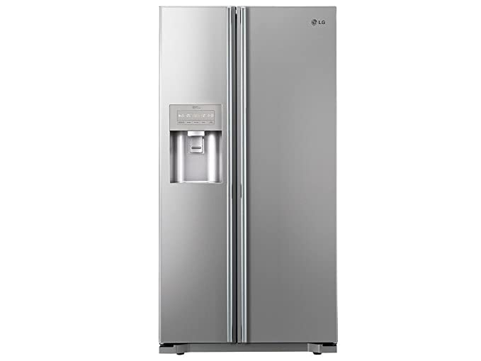 Side By Side Kühlschrank Schublade : Lg gs pvmv side by side kühlschrank kühlteil l