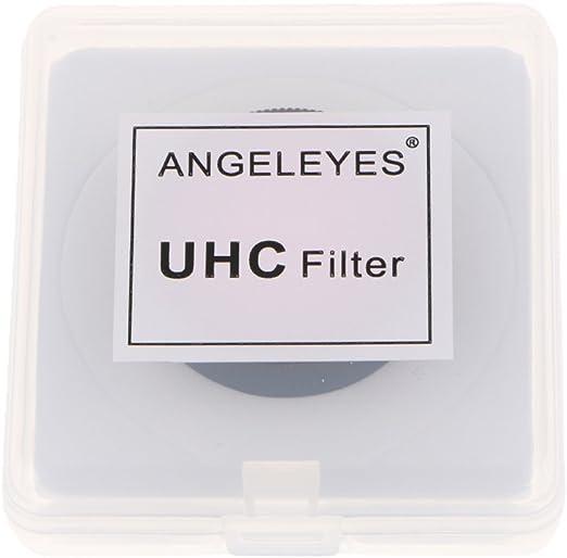 gazechimp Optical 2 Ultra Deep Sky UHC Light Pollution Reduction Filter for Eyepiece