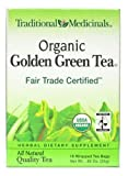 Traditional Medicinals Green Tea Lemongrass, 16 Bags