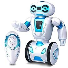 Kuman Remote Control Self-Balancing Smart Robot for Kids