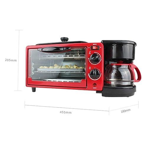 Maquina para hacer pan,Máquina de pan multifunción doméstica Horno ...