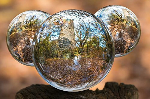 Home Comforts LAMINATED POSTER Tomburg Autumn Globe Image Photo Sphere Glass Ball Poster 24x16 Adhesive Decal by Home Comforts