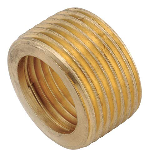 CAI Approved Low Lead Brass Face Bushing, 3/8