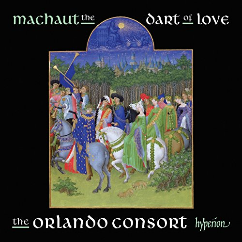 Price comparison product image Machaut: The Dart of Love