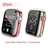 [2-Pack] Julk Case for Apple Watch Series 6