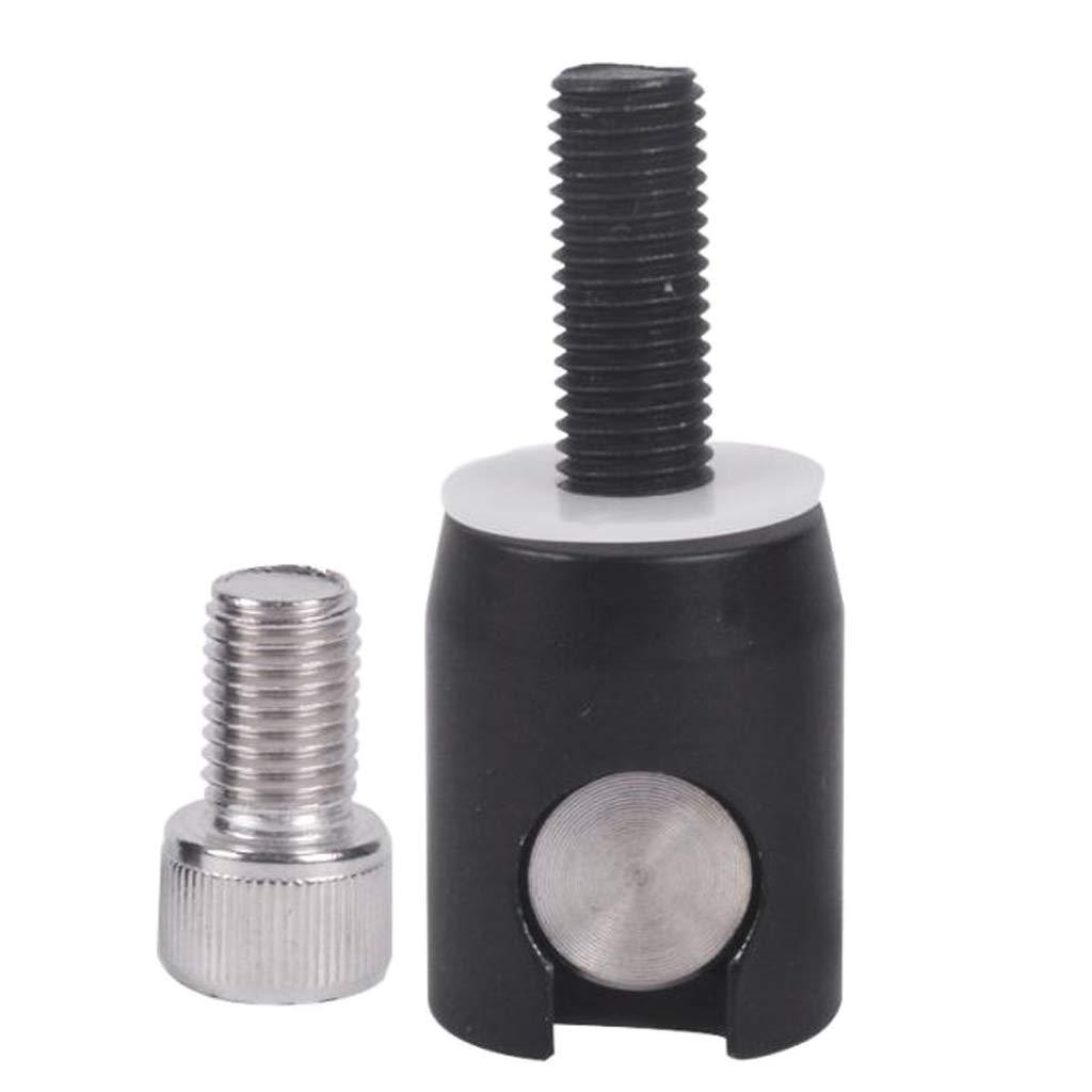 4,8 x 2 x 2 cm T TOOYFUL Compound Bogen Stabilisator Adapter