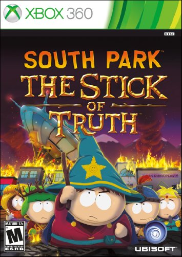 Bridge South Park (South Park:  The Stick of Truth - Xbox 360)