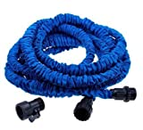 eBoTrade NEW 25ft Foot expandable flexible hose USA Standard Garden hose water pipe water Spray Free shipping (25ft)