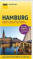 ADAC Reiseführer plus Hamburg: mit Maxi-Faltkarte zum Herausnehmen
