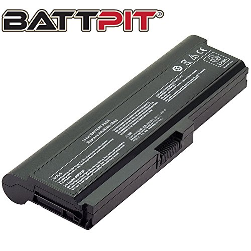 BattpitTM Laptop/Notebook Battery Replacement for Toshiba Satellite U400-10O (6600 mAh / 71Wh)