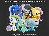 mlp vinyl figure luna - Review: My Little Pony Chibis Series 2 Vinyl Figures Toy Review