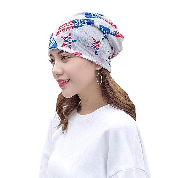 Biback Pañuelo la cabeza Turbante Mujer apagado tapa para quimio ... 3f41a770e26e